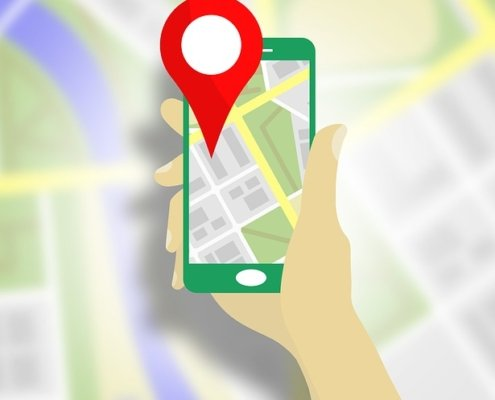 Ricerche locali da smartphone